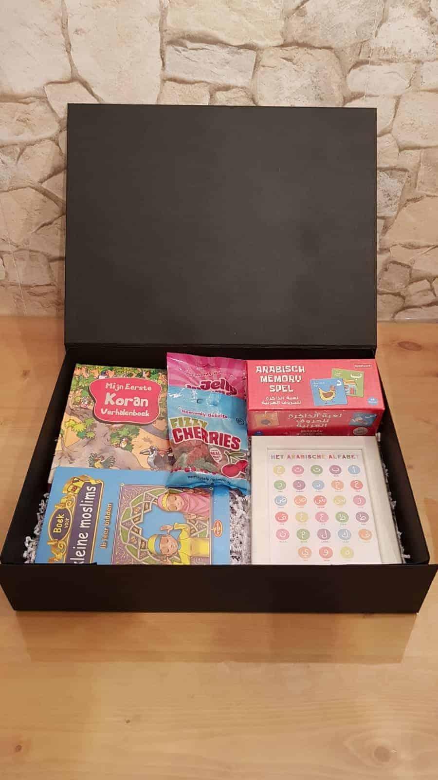 Cadeau Pakket Kinderen