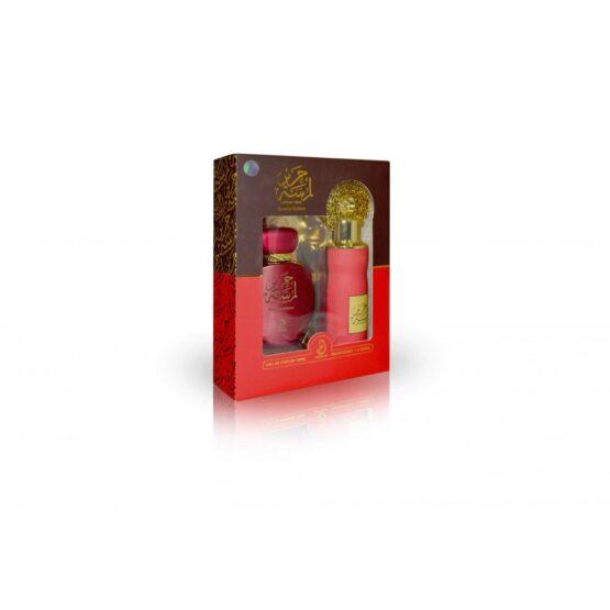 Lamsat Harir Special Edition Parfum/Deo set