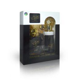 Ehsas Al Hub Parfum/Deo set