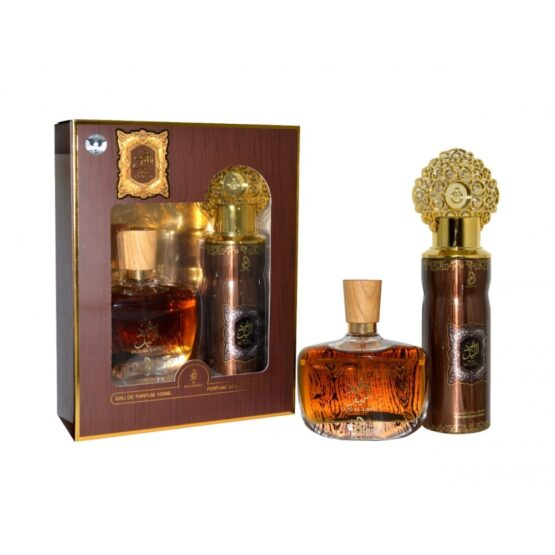 Oud Al Layl Parfum/Deo set
