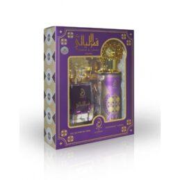 Qamar Al Layali Intense Parfum/Deo set