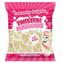 Twisted Mallows Halal Spekjes