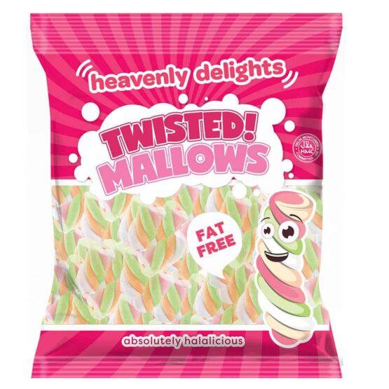 Twisted Mallows Halal Spekjes