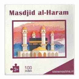Puzzel Masdjid al-Haram