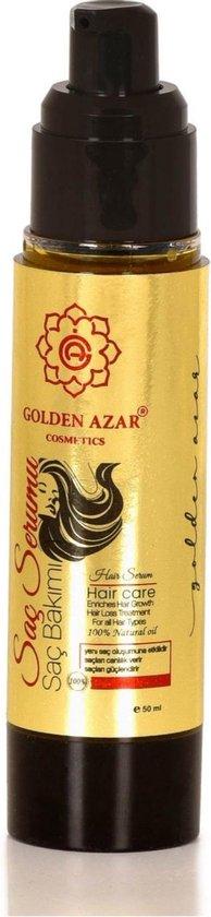 Golden Azar Hair Serum