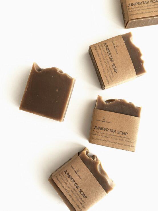 Juniper Tar Soap - Teerzeep