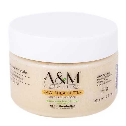 Shea Butter A&M 100ml Pot