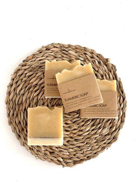 Turmeric Soap - Kurkuma Zeep