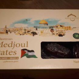 Medjoul Dadels Palestina 900 gram Deek Dates